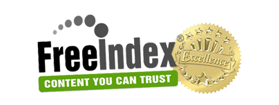 Freeindex showing Free small business website design