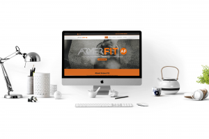 Armer Fit Personal Trainer Website