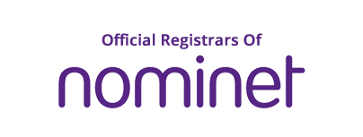 Official Registrars with Nominet